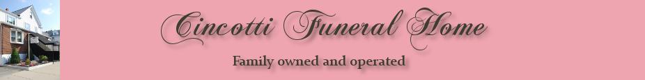 Cincotti Funeral Home